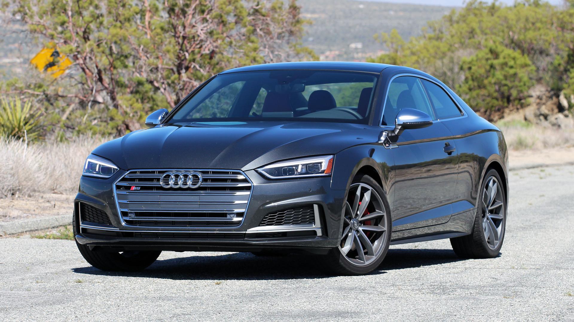 Audi S Coupe Review Less Sport More GT - 2018 audi s5 horsepower