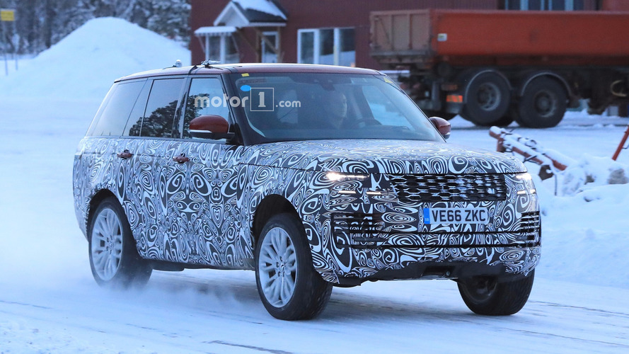 Range Rover Plug-In Hybrid To Debut Very Soon