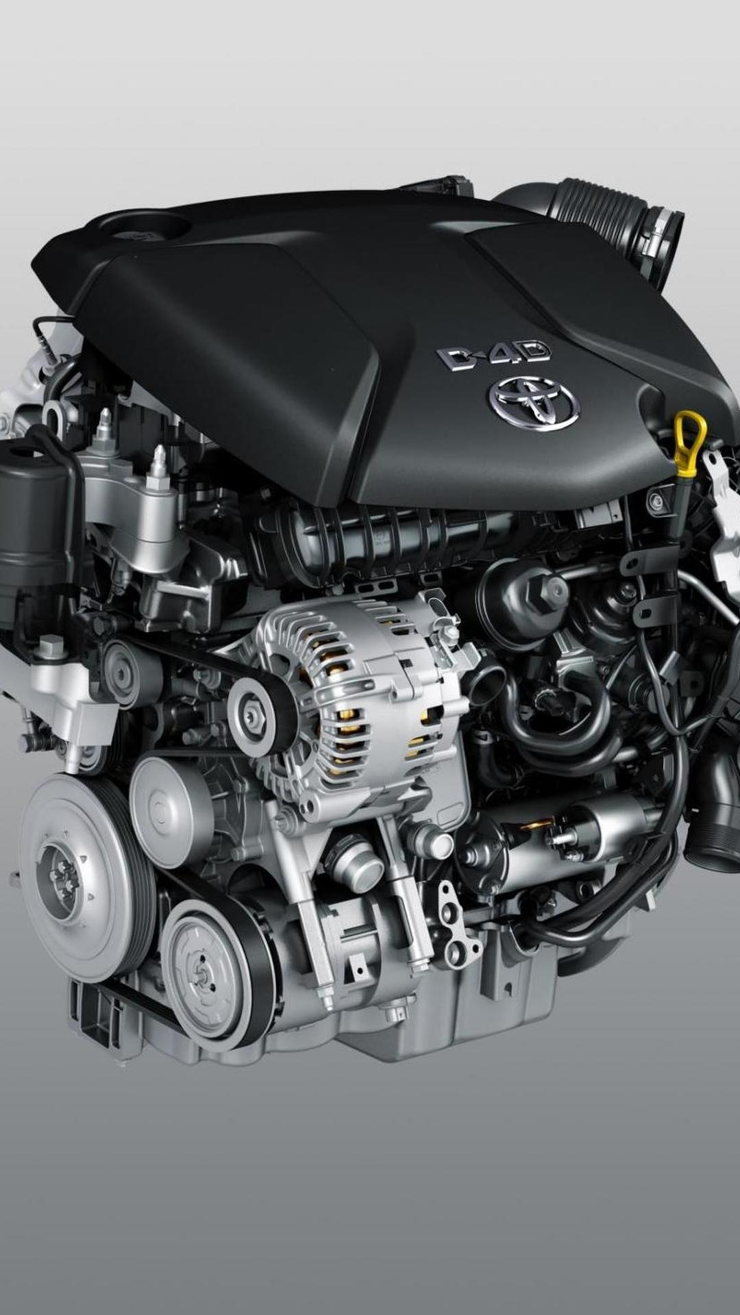 Toyota Verso 1 6 D-4D powered by BMW engine