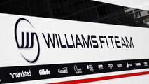 Williams logo 11.05.2012 Spanish Grand Prix