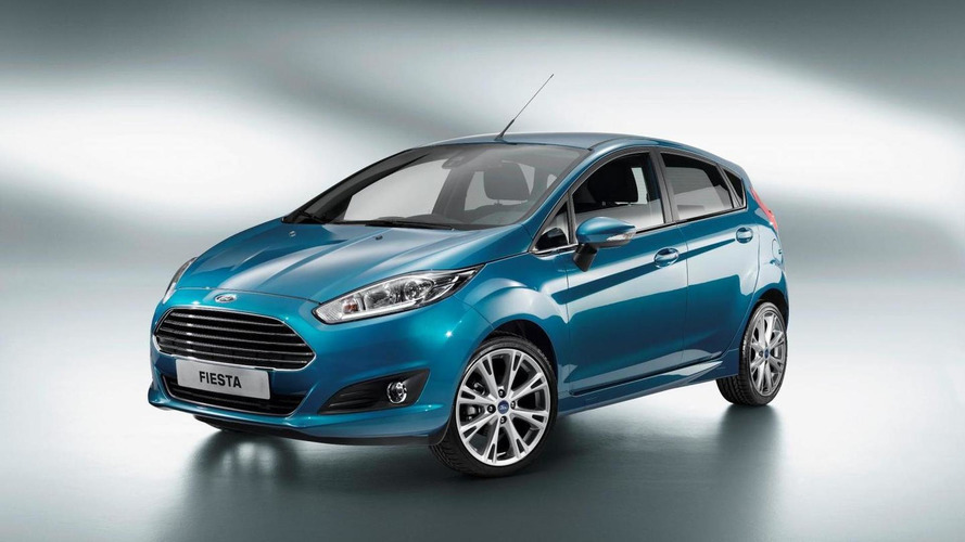 Ford Fiesta becomes the best-selling car in Britain of all time