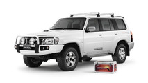Nissan Patrol Simpson 50th Anniversary Edition 02.05.2012