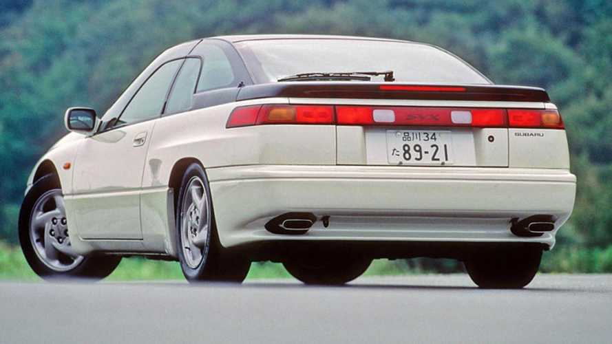 Subaru SVX