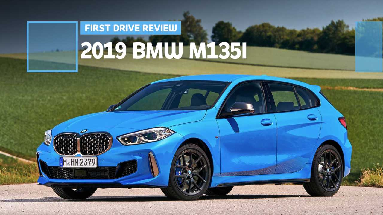 2019 Bmw M135i First Drive Keeping The Class In Check