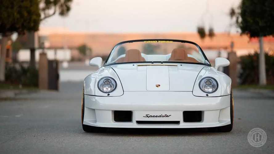 Porsche 911 Speedster Type 993  par John Sarkisyan