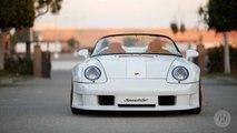 Porsche 993 by John Sarkisyan