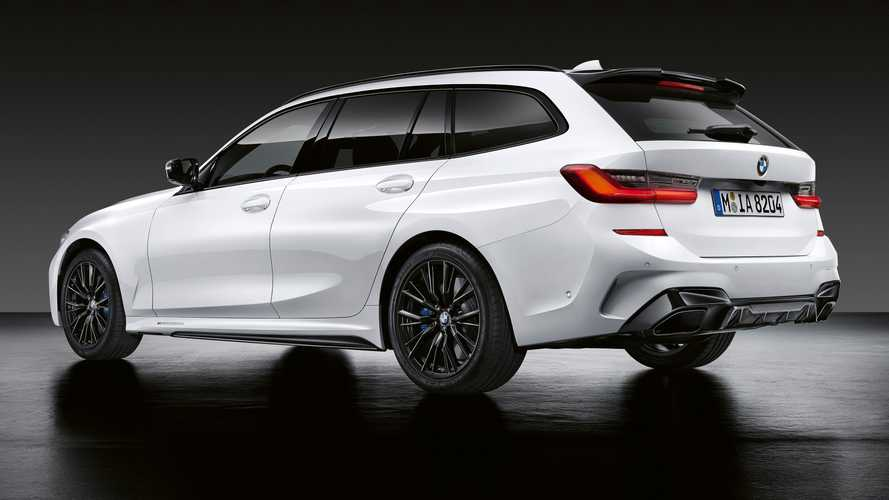 Avalancha de modelos BMW con accesorios M Performance Parts