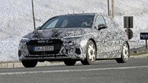 audi a3 spied testing brakes