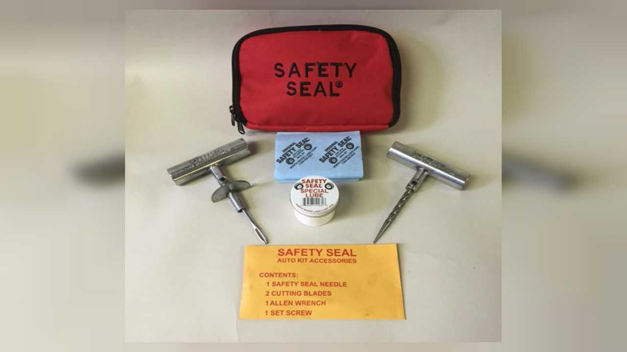 Safety Seal Tire Plug Kit