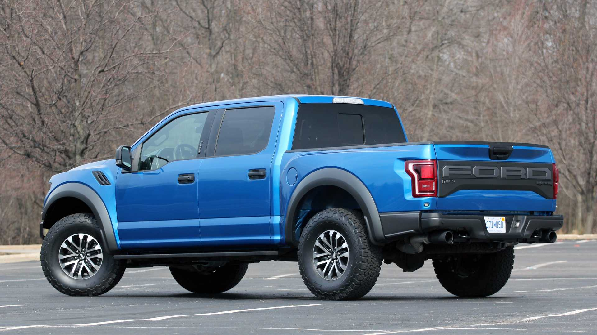 2019 Ford F-150 Raptor Review: Army Of One