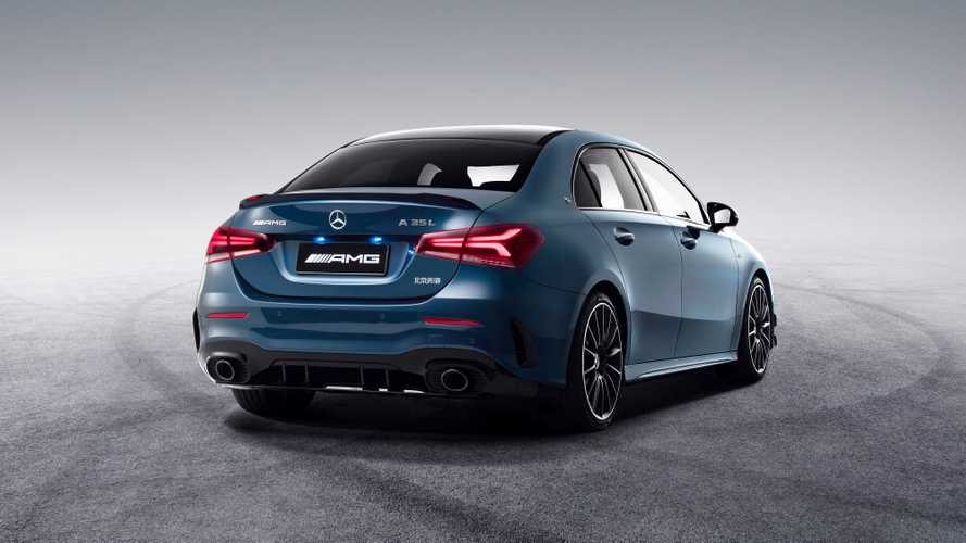Mercedes-AMG A 35 L 4MATIC 2019