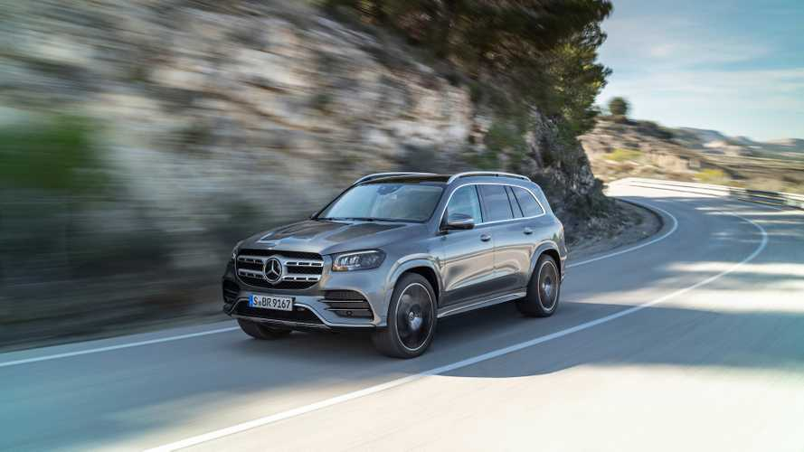 Nuova Mercedes GLS 2019