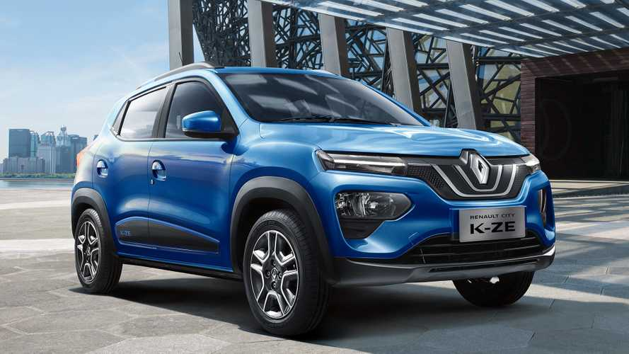Renault City K-ZE 2019