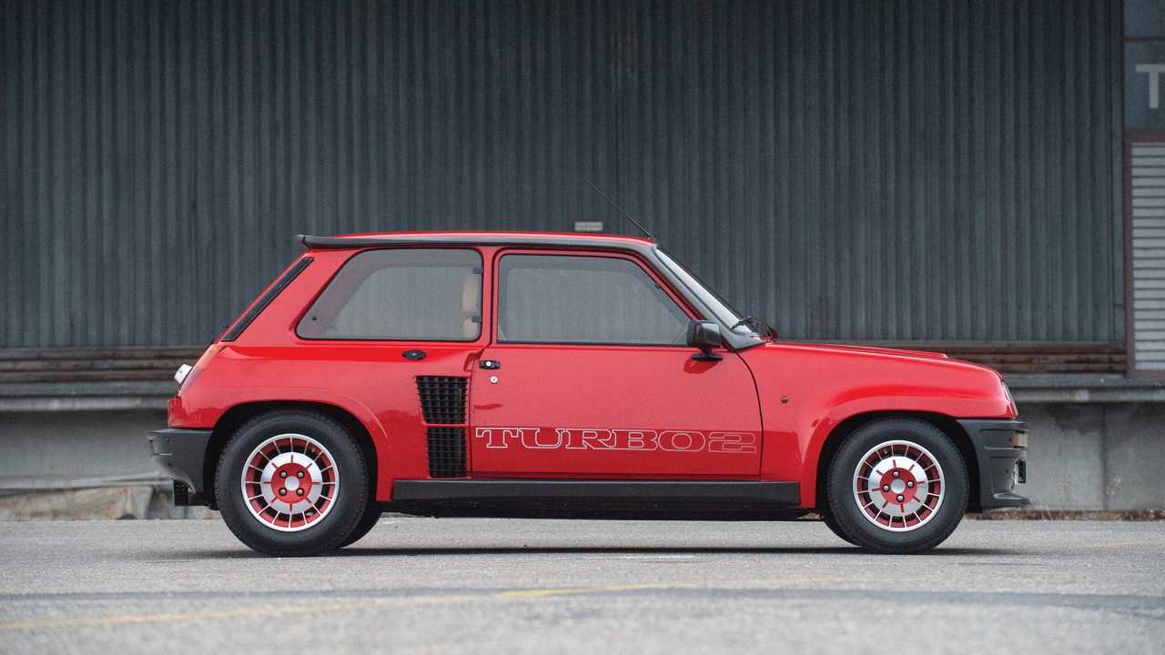 Renault 5 Turbo 2 (1985)