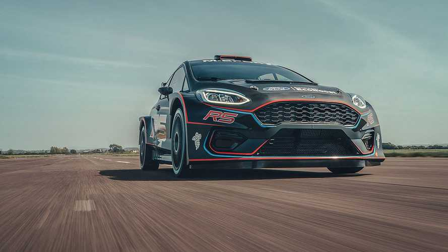 WRC: la Ford Fiesta R5 debutta a Ypres con prestazioni e affidabilità