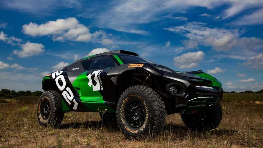 Extreme E dévoile son SUV électrique nommé Odyssey 21