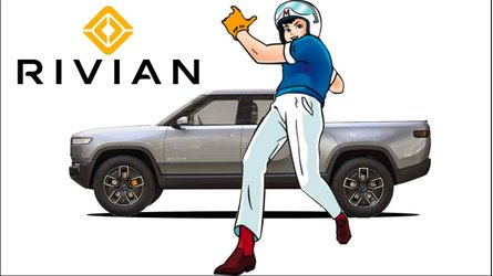 Rivian Electric R1T Truck & R1S SUV: Incredible Machines - Video