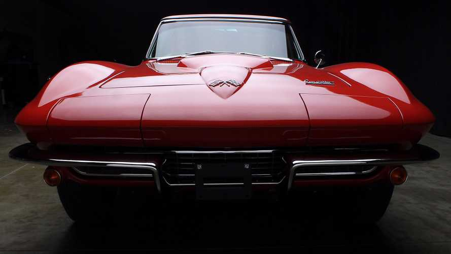 Could this 1966 corvette be more perfect