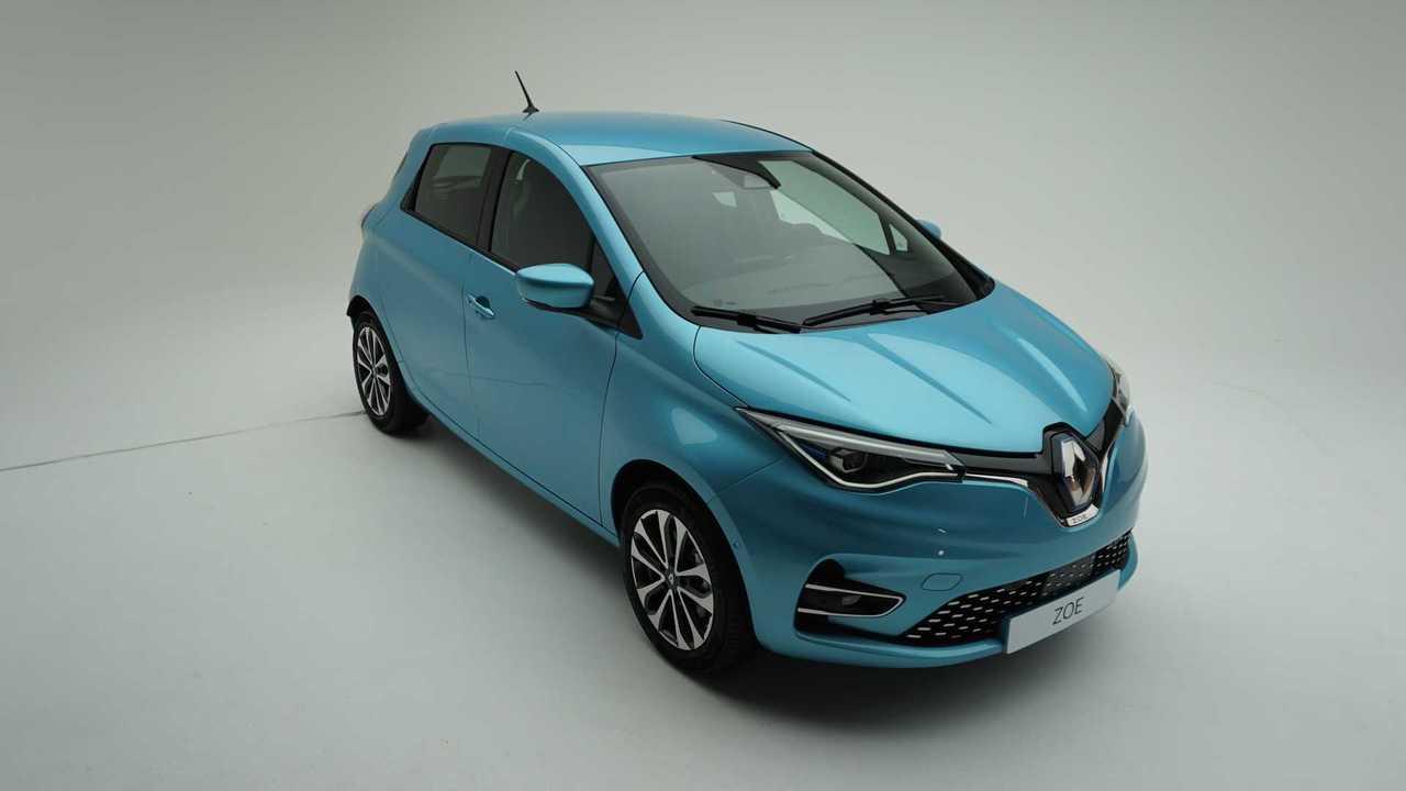 Renault Zoé 2019