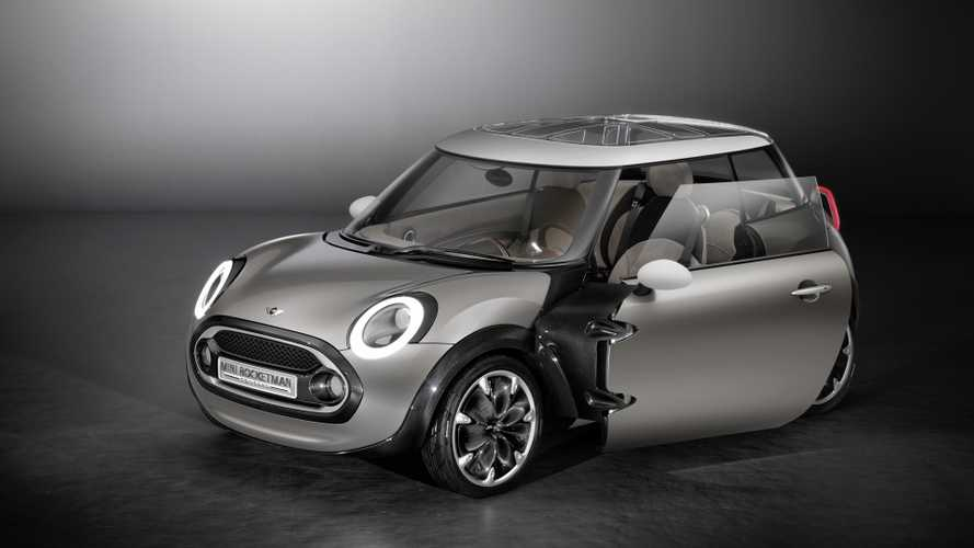 Mini Rocketman will reach production in 2022