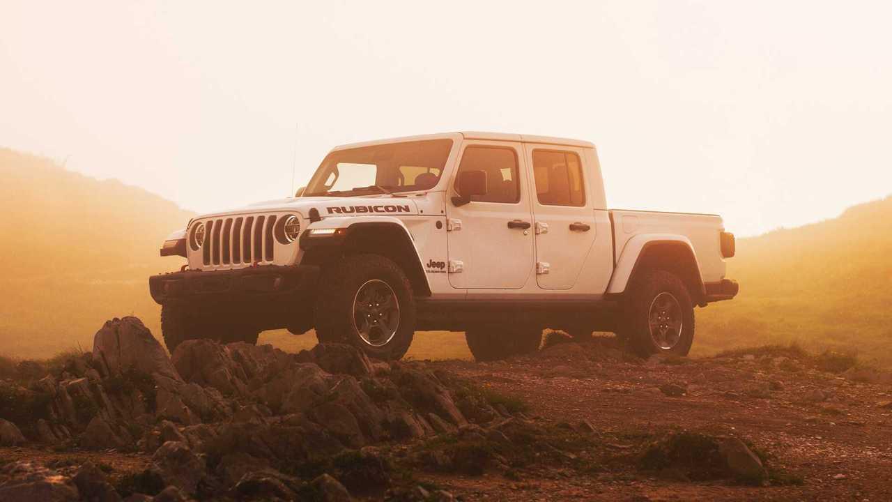 Jeep Gladiator al Camp Jeep 2019