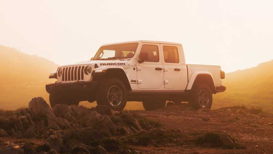 Jeep Gladiator al debutto in Europa