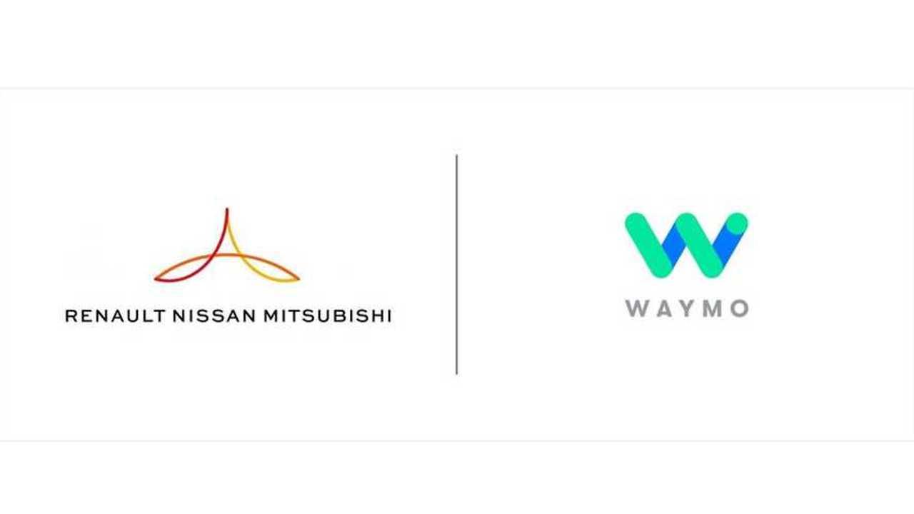 Renault Nissan Waymo