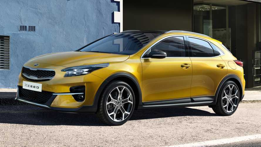 2020 Kia XCeed debuts as stylish compact crossover for Europe