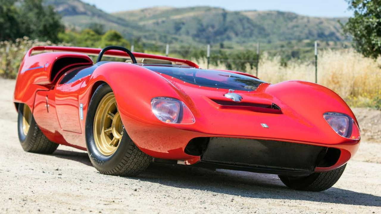 1965 Shelby/De Tomaso P70 Can-Am Sports Racer