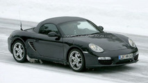 SPY PHOTOS: Porsche Boxster Facelift