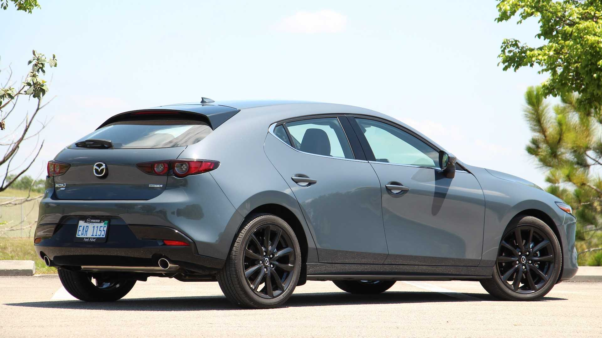 2019 Mazda3 Awd Hatchback Review Young At Heart