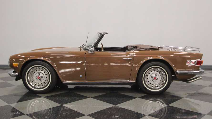 Would You Buy This Restored 1973 Triumph TR6 For $20k?