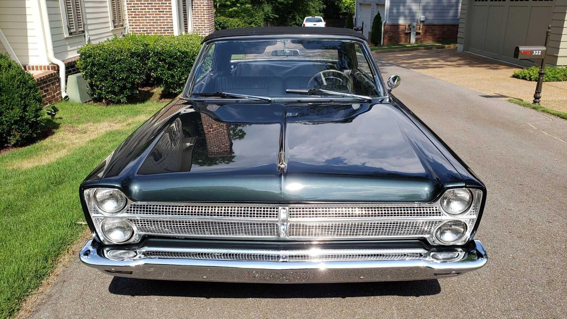 """[""""1965 Plymouth Fury II Convertible Uses Hemi Upgrade""""]"""