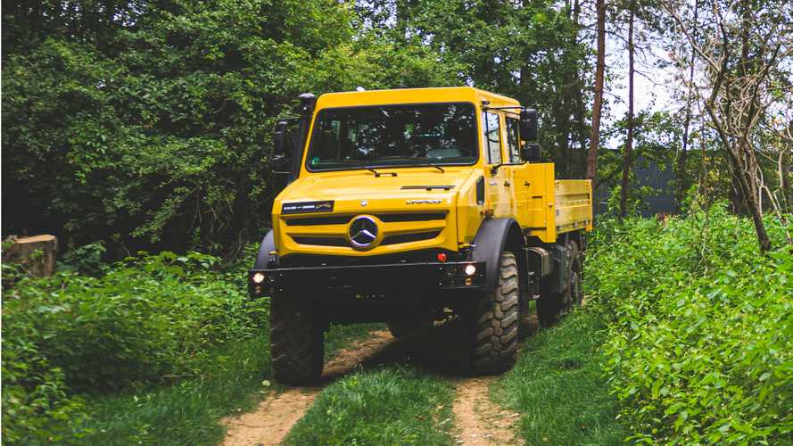 Mercedes Unimog, 70 anni di successo