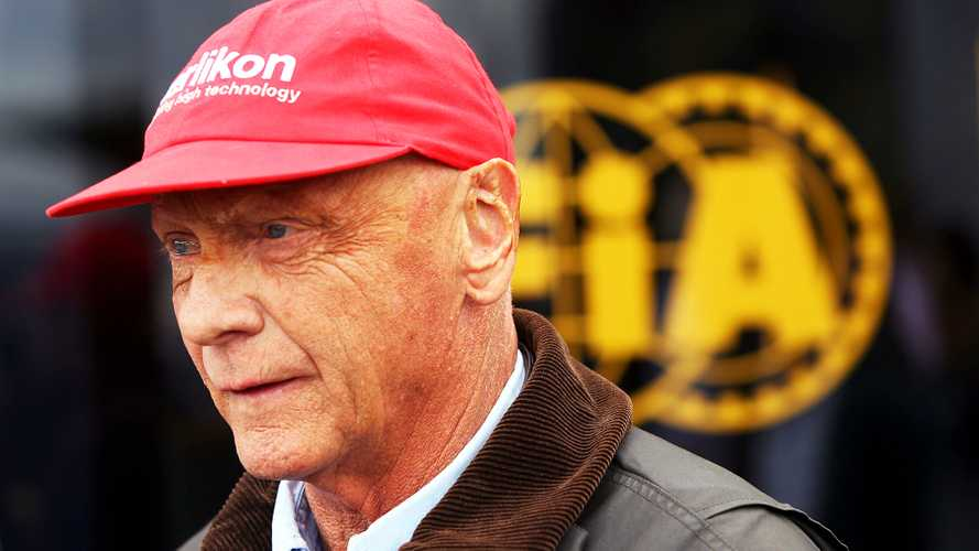 Niki Lauda, il campione di Formula 1, è morto