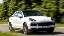 Porsche Cayenne Coupé 2019, primera prueba