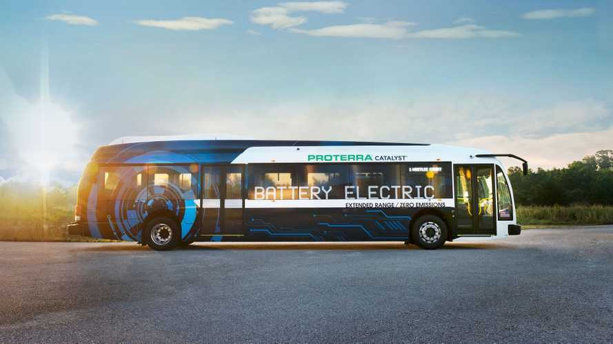Proterra To Use Purpose-Built Tires For Electric Buses