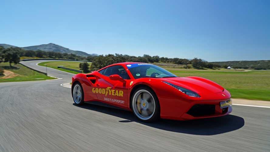 Goodyear Eagle F1: las mejores sensaciones