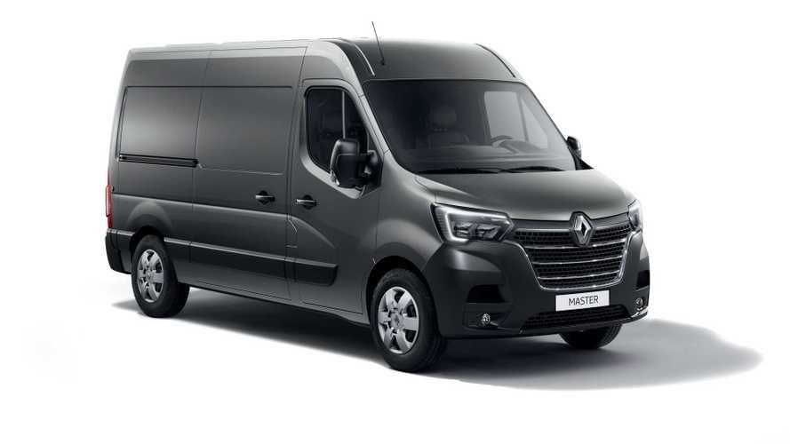 Yenilenen Renault Master Türkiye'de!