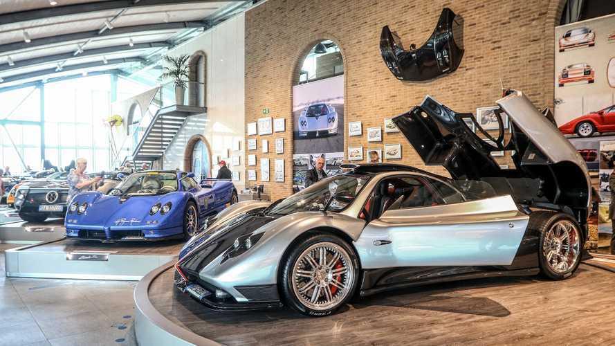 Museo Horacio Pagani und Atelier Pagani Automobili