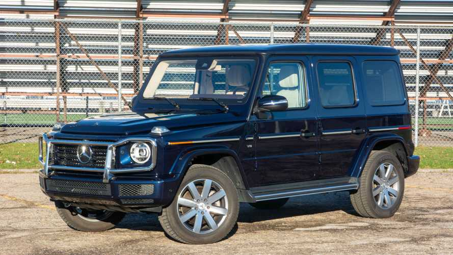2019 Mercedes-Benz G550: Pros and Cons