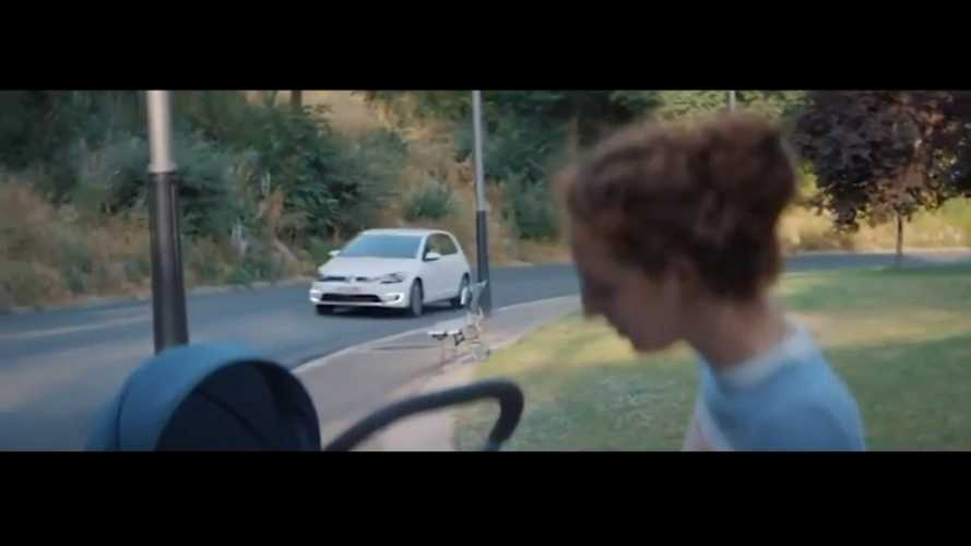 Britain banned this VW Golf ad because it promotes gender stereotypes