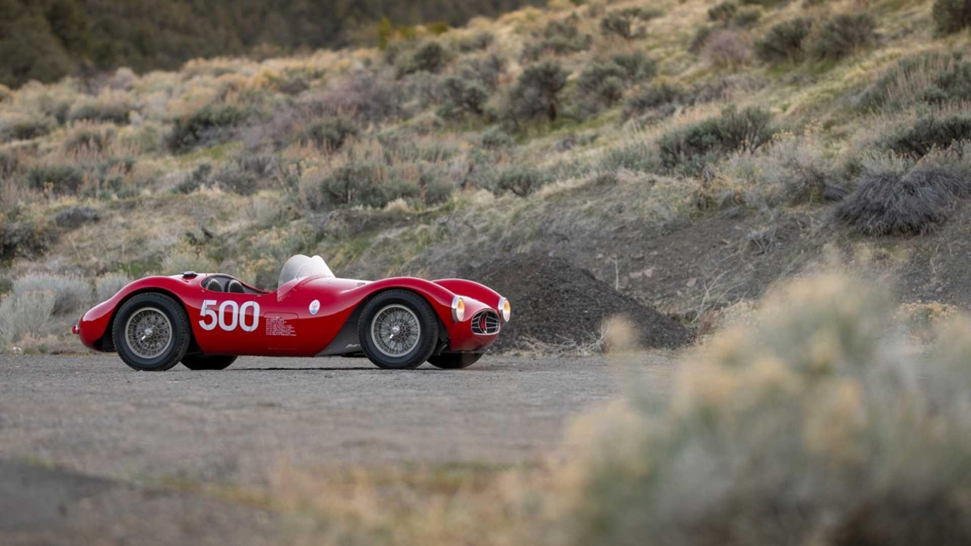 "[""RM Sotheby's 1954 Maserati A6GCS""]"