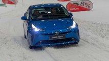 Toyota RAV4 y Prius, probamos en nieve la tracción total AWD-i
