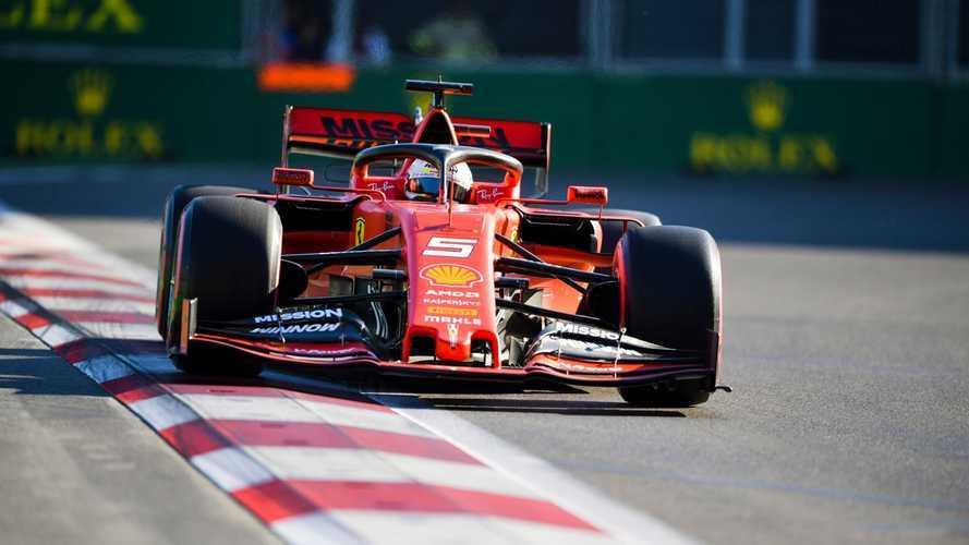 LIVE F1, GP dell'Azerbaijan: Gara