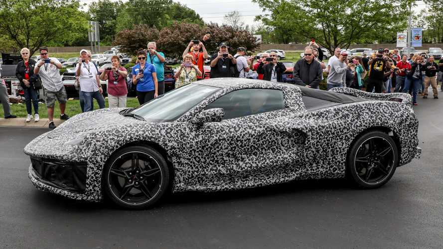 Corvette Dealer In Florida Has Been Taking C8 Deposits Since 2014