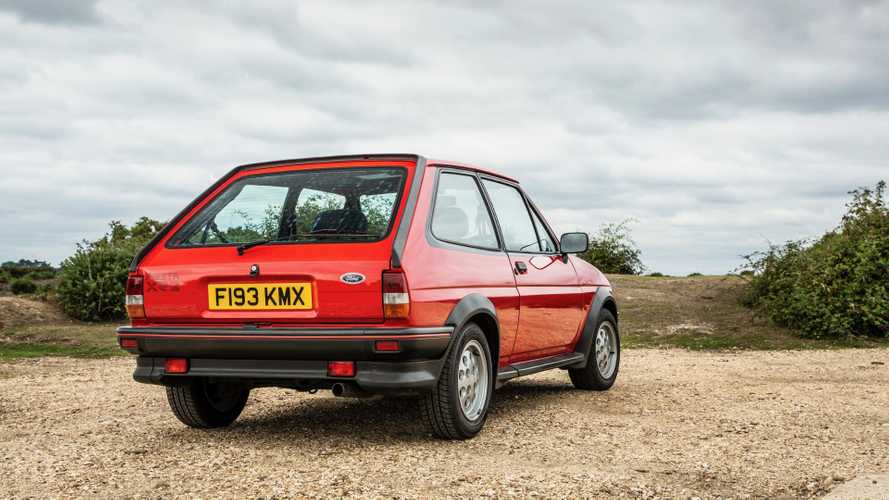 Ford Fiesta XR2 1984-1989