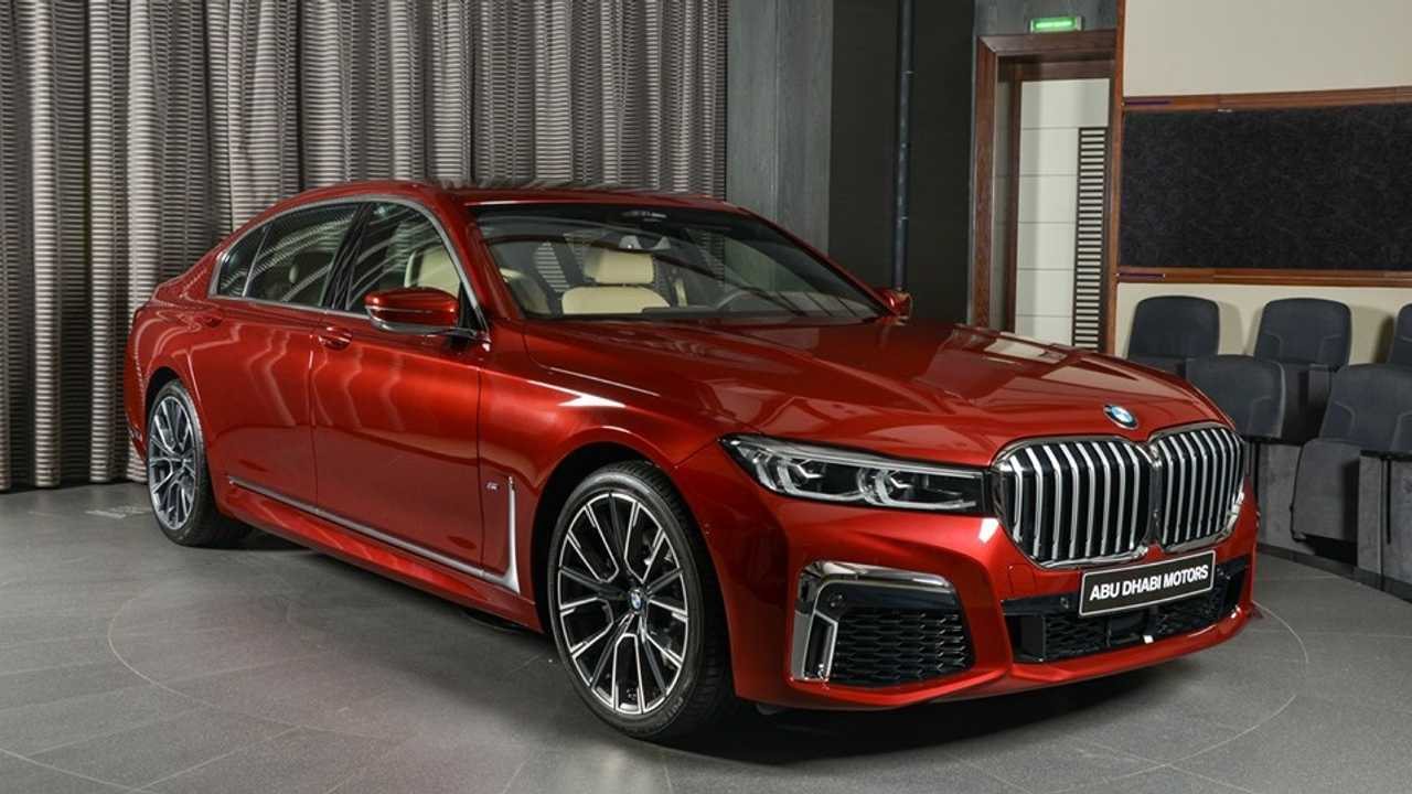 BMW 730Li Individual