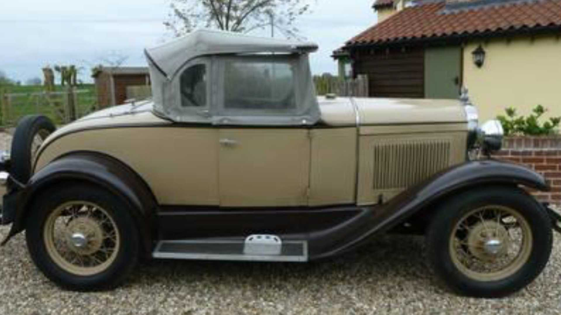 """[""""Ford Model A""""]"""