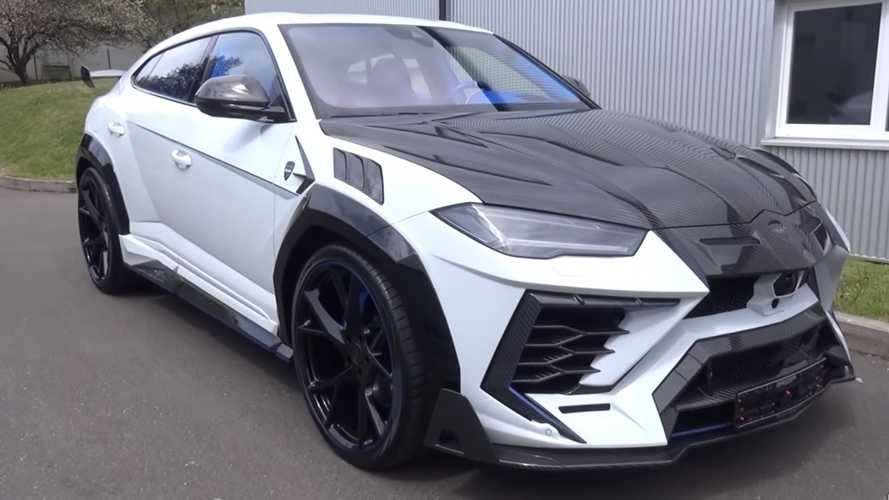Mansory Venatus: Der wildeste Lamborghini Urus im Video